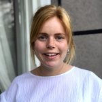 Porträtt av Klara Warenmark