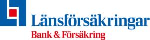Logotyp Länsförsäkringar Bank & försäkring