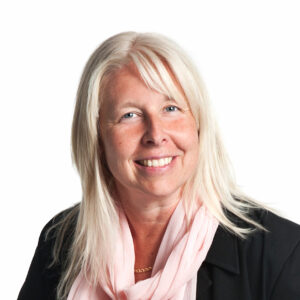 Porträtt av Marina Andersson