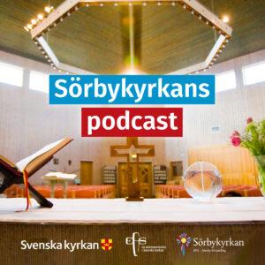 Omslagsbild för Sörbykyrkans podcast