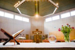 Sörbykyrkans altare