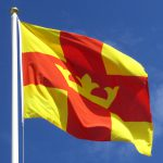 Svenska kyrkans flagga