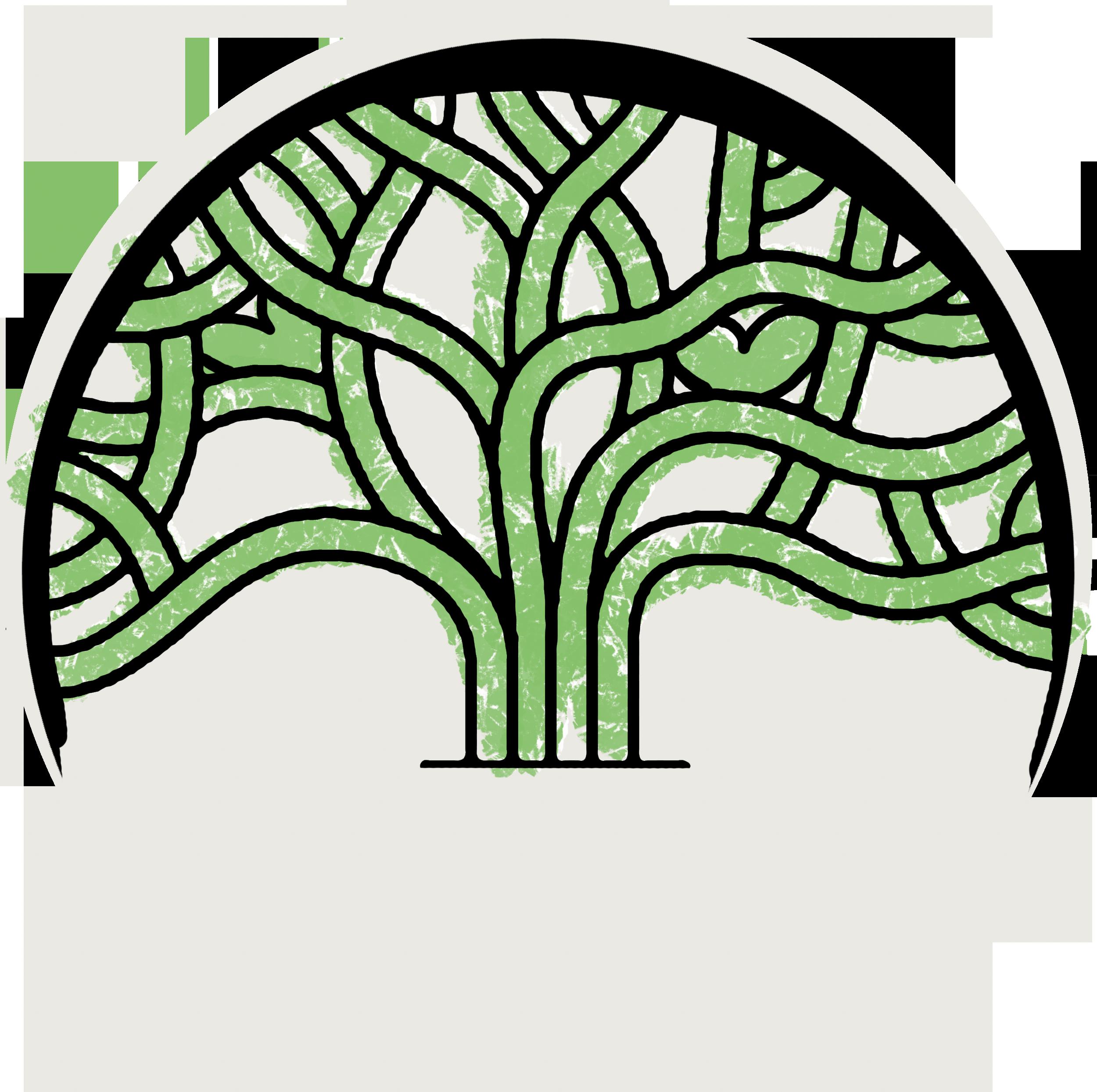 Illustration av ett träd