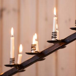Ljud i Sörbykyrkans ljusbärare