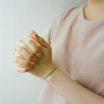 Person som ber