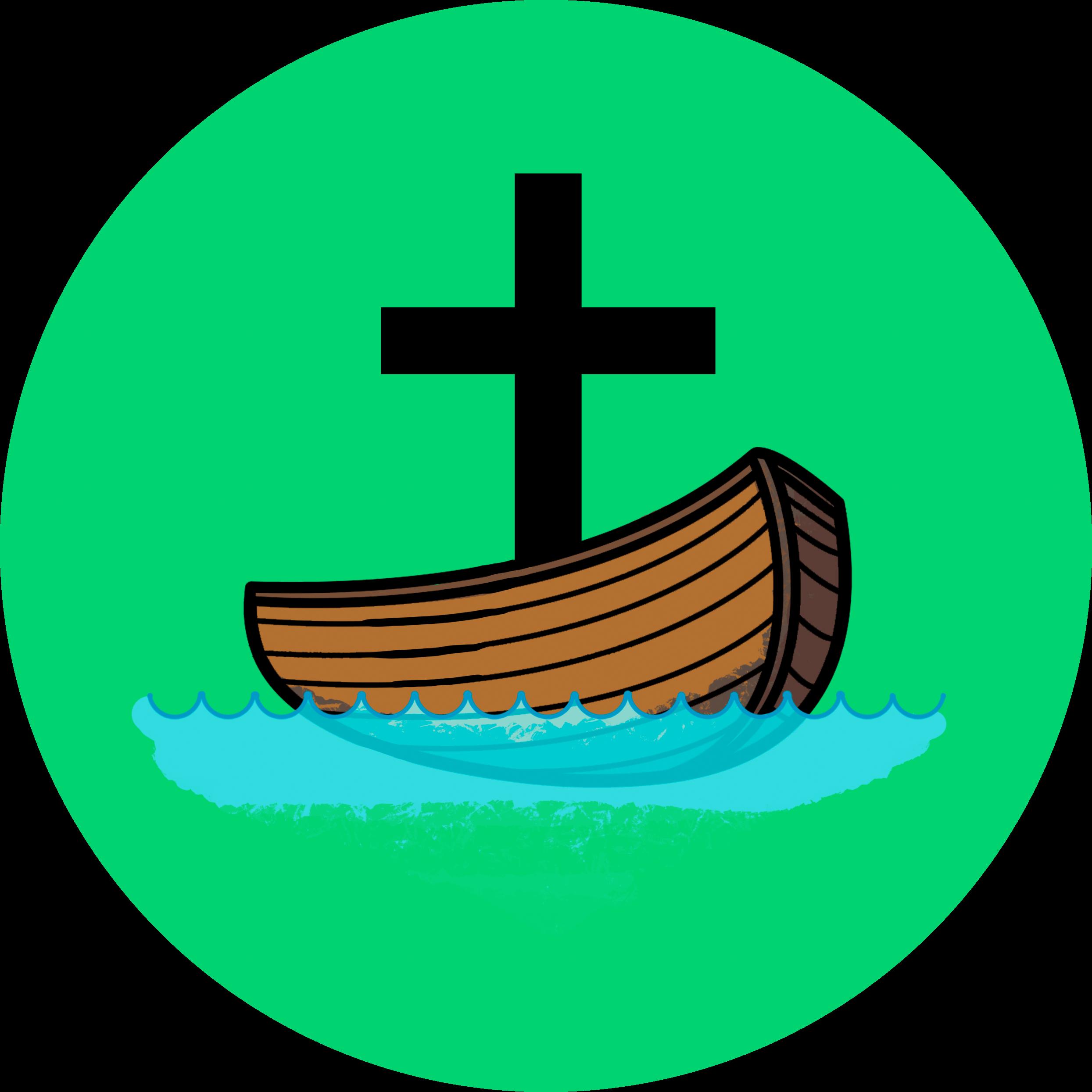 Illustration av en båt